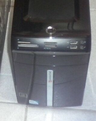 PC Packard bell core duo 3,16 ghz hdmi 500gb Windows10