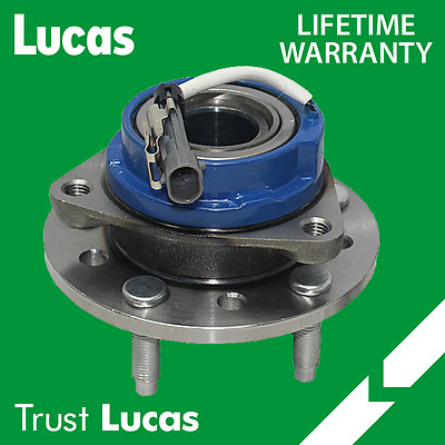 LUCAS Front Wheel Hub Assembly w/ABS Grand Am Chevy Malibu Cutlass Alero 513137