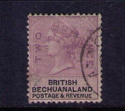British BECHUANALAND STAMPS QV SC# 12 USED Cat.$10