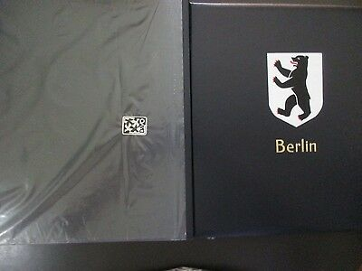 Davo Stamp Album for Berlin Stamps NEW