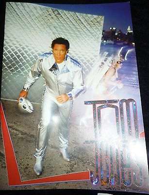 Tom Jones Official Tour Programme 1996, Excellent Condition