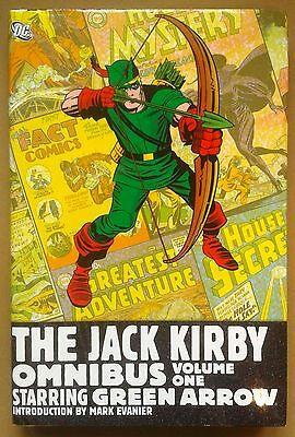 THE JACK KIRBY OMNIBUS Volume 1- GREEN ARROW - NEW DC HARDCOVER GRAPHIC NOVEL