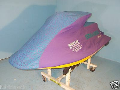 SEA DOO XP XP 800 & SPX Cover Teal & Purple
