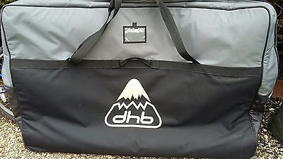DHB Padded Transport Flight Bike Bag