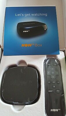 NOW TV Box plus no pass