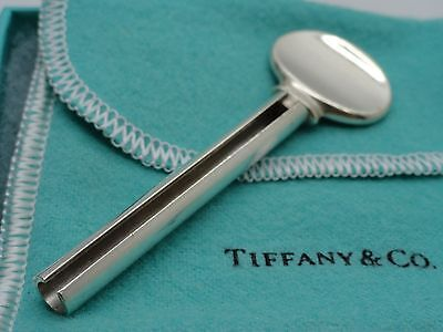 Tiffany & Co. Sterling Silver Toothpaste Key Tube Squeezer