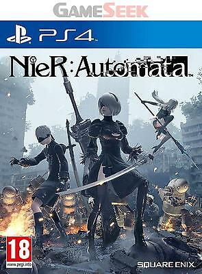 Nier Automata: Standard Edition (Ps4) - Playstation Ps4 Brand New Free Delivery