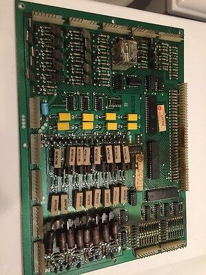 Williams Pinball Solid State SS System 6/7 Solenoid Driver Board Used