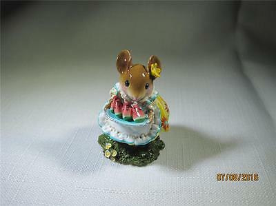 Wee Forest Folk Melanie - Ltd Ed Folktoberfest 2011 - New in WFF Box
