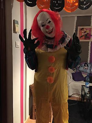 It Pennywise Costume Disfraz