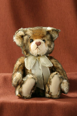 "Plush Teddy Bear 8"" Bliss Imported from UK New Last Stock #J547"