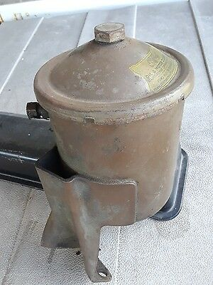 1949-53 Ford Flathead V8 Oil Filter Cannister