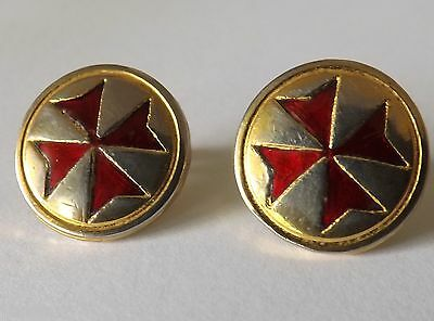 Nsw Ambulance  Buttons  Metal Gold  Versions Not Police  16Mm