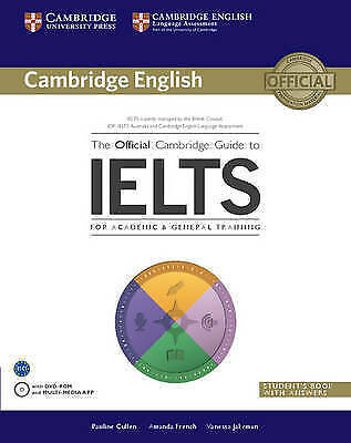 The Official Cambridge Guide to IELTS Student's Book with Answers with DVD-ROM b