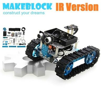 Makeblock Démarreur de robot Robot Starter Kit IR Version Arduino / DIY Project