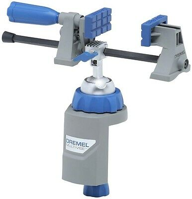 Dremel Multi-Vise Attachment for Rotary Tools Workshop Shop Accessory Tool Clamp