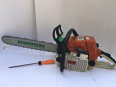 "Stihl 044 Chainsaw with brand new 20"" bar and chain"