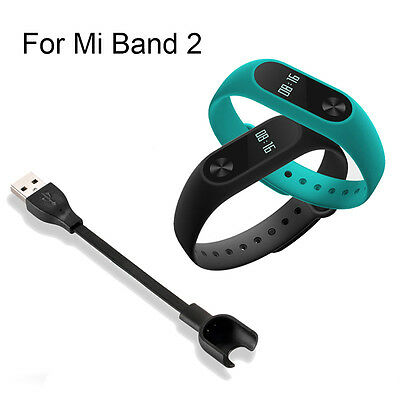 For Xiaomi Mi Band 2 Smart Watch New USB Replacement Charging Cable Charger Cord