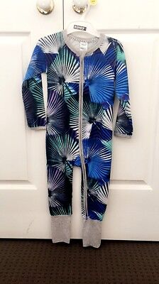 Bonds Zippy Wondersuit Size 2 BNWT