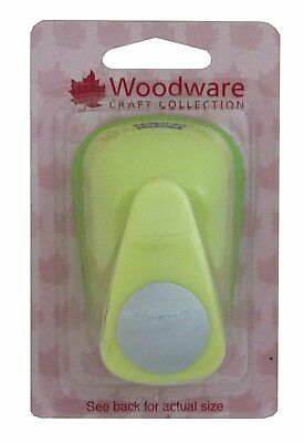 """Yellow Woodware 1.5 inch lever Punch /""""U CHOOSE/"""" Free 1st Class  Postage"""
