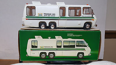 1978-80  Hess Training Van - Inserts & Bc - New !! - Never Displayed !! Nice !!