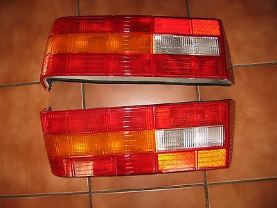 NEW original BOXED VOLVO 780 TAIL LIGHTS / COUPLE