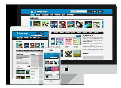 Games website script with 800+ Online games  Free Hosting + Installation