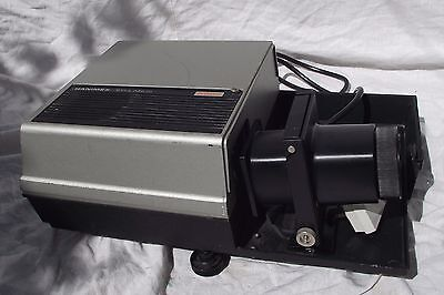 HAMINEX SYLLABUS 4000 Electric 35mm SLIDE PROJECTOR Viewer Vintage