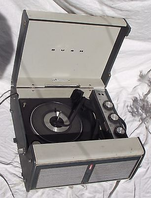 BUSH SRP41 RECORD PLAYER : BSR Monarch Turntable: Not Working Vintage
