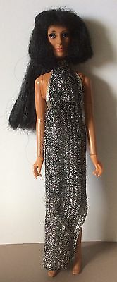Cher Growing Hair Vintage Doll Mego 1975