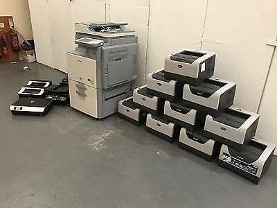 Job Lot of Brother Printers Inkjets Samsung MFP C9250ND