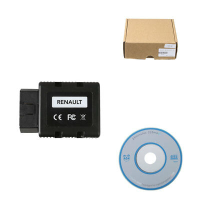 New Renault-COM Bluetooth OBD2 Diagnostic Tool for Renault Replace of Can Clip