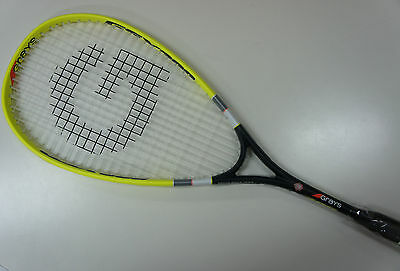 GRAYS High Quality Full Graphite Squash Racquet GSX 300, Strung