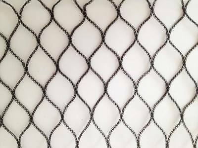 100m x 8m Wide Heavy Duty Bird Netting - Bulk Roll