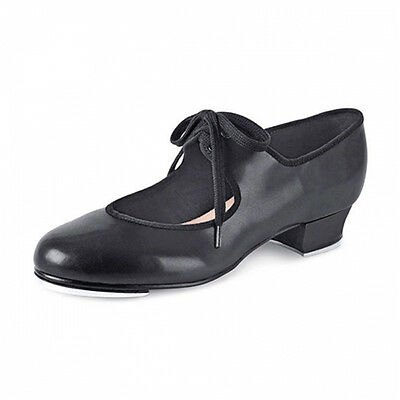 Bloch 330 Timestep pu Low Heel Tap Shoes Black Heel And Toe Taps