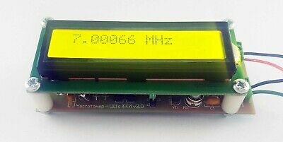 Frequency Counter 0..50 MHz. Assembled device.