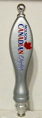 Molson Canadian Light 2-Side Beer Tap Handle