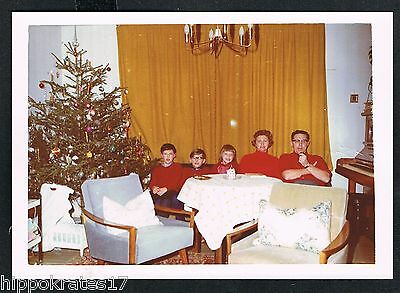 Photo Foto Familie Weihnachten Stube family christmas living room famille (89)