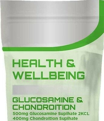 Glucosamine 500mg/ Chondroitin 400mg - GOOD FOR ARTHRITIS