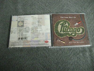 The Very Best Of Chicago only the beginning - 2 CD - CD Compact Disc