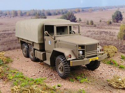 1/35 gebaut/built - US Army - Reo Truck 2,5to M34