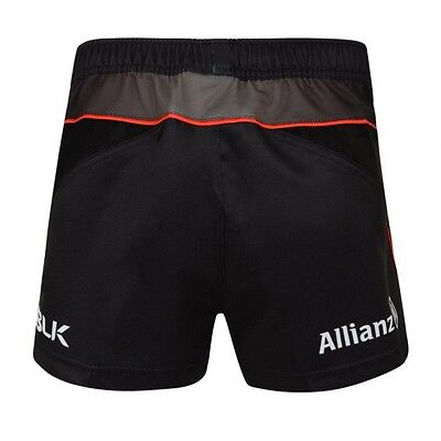 Saracens On Field Shorts Home 2016