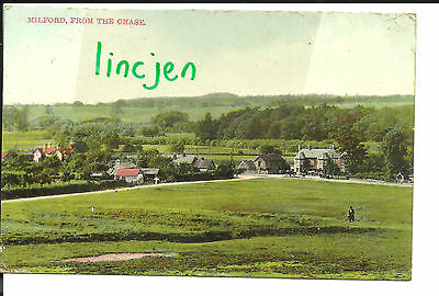Milford Cannock Chase RUGELEY  Postcard Staffordshire Dodson Wakefield