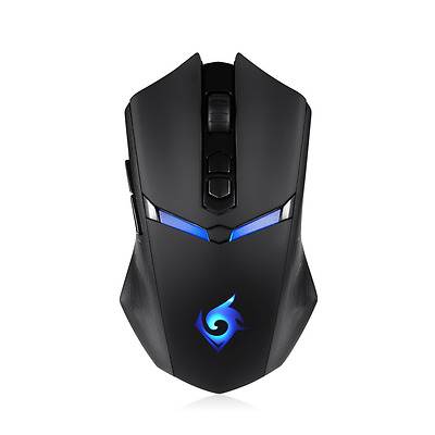 EagleTec MG010 2.4GHz Wireless 7-Button Gaming Mouse With Adjustable DPI (800, 1