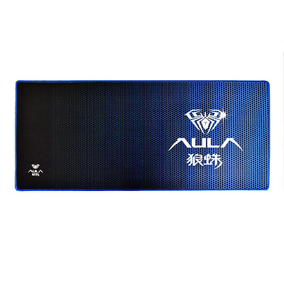 AFUNTA Aula Large Size Gaming Keyboard Mouse Pad Mouse Mat, High-quality Texture