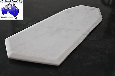 Natural Quality Marble Stone Serving Chopping Cutting Board Serve ware Tapas