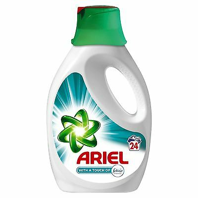 Ariel With Febreze Bio Actilift Washing Detergent Cleaning Liquid - 24 Washes