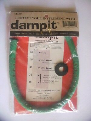 DAMPIT Cello humidifier- NEW