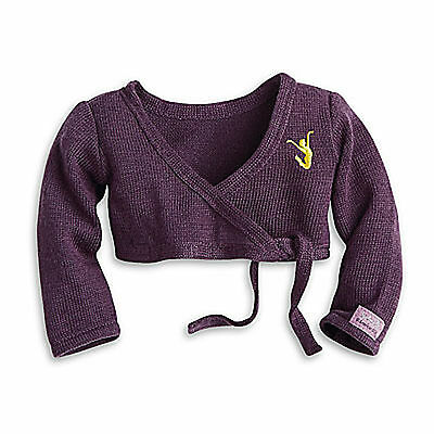 American Girl LE ISABELLE WRAP SWEATER Doll NEW Box Girl of Year '14 Dance
