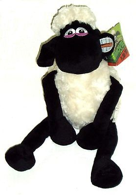 SHAUN THE SHEEP WITH SIDE SMILE 40 cm SOFT TOY (A BAAAGAIN WHILST STOCKS LAST)